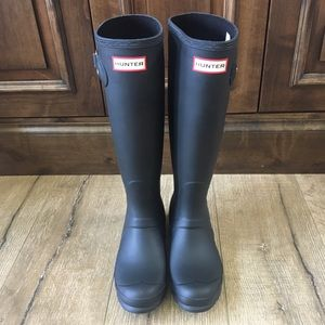 Hunter Tall Original Waterproof Rain boot